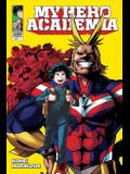 My Hero Academia, Vol. 1, Volume 1: Izuku Midoriya: Origin