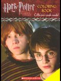 Harry Potter and the Goblet of Fire: Coloring Book [With Collector's Cards]