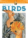 Creative Haven Pretty Birds Coloring Book