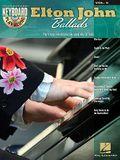 Elton John Ballads [With CD (Audio)]
