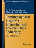 Third International Congress on Information and Communication Technology: Icict 2018, London