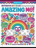 Notebook Doodles Amazing Me: Coloring & Activity Book