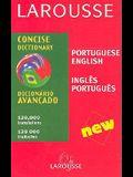 Larousse Concise Dictionary: Portuguese-English/English-Portuguese