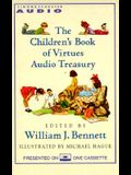Children's Book of Virtues Audio Treasury CS