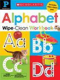 Alphabet Pre-K Wipe-Clean Workbook: Scholastic Early Learners (Wipe-Clean Workbook)