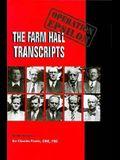 Operation Epsilon, the Farm Hall Transcripts