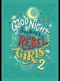 Good Night Stories for Rebel Girls 2, 2