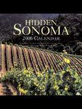 Hidden Sonoma: 2006 Calendar