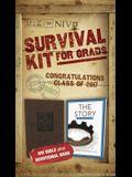 NIV, 2017 Survival Kit for Grads, Boys' Editi