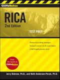Cliffsnotes Rica 2nd Edition