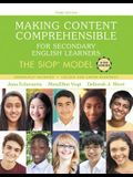 Making Content Comprehensible for Secondary English Learners: The Siop Model, Enhanced Pearson Etext -- Access Card