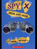 Hide and Seek (Spy X, No. 2)