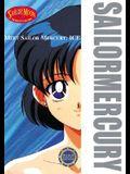 Meet Sailor Mercury: Ice