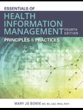 Lab Manual for Bowie's Essentials of Health Information Management: Principles and Practices, 4th