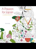 A Passion for Japan: A Coloring Exploration
