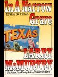 IN A NARROW GRAVE: Essays on Texas (A Touchstone book)