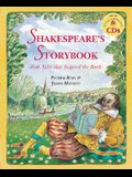 Shakespeare's Storybook: Folk Tales That Inspired the Bard [With 2 CDs]