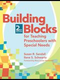 Building Blocks for Teaching Preschoolers with Special Needs, Second Edition [With CDROM]