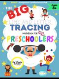 The BIG Line and Letter Tracing Workbook For Preschoolers: A Workbook Kids to Practice Pen Control, Line Tracing, Shapes the Alphabet, Word Structure