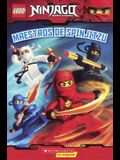 Maestros de Spinjitzu (Masters of Spinjitzu)