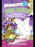 Dirk Bones and the Mystery of the Haunted House (I Can Read Books)