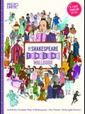 The Shakespeare Timeline Wallbook: Unfold the Complete Plays of Shakespeare--One Theater, Thirty-Eight Dramas!