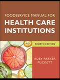 Foodservice Manual 4e