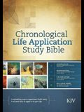 Chronological Life Application Study Bible-KJV