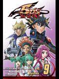 Yu-Gi-Oh! 5d's, Vol. 9, 9