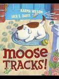 Moose Tracks!