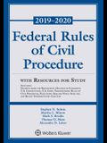 Federal Rules of Civil Procedure with Resources for Study: 2019-2020 Statutory Supplement
