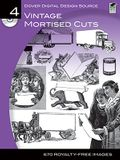 Vintage Mortised Cuts [With CDROM]