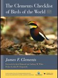 The Clements Checklist of Birds of the World