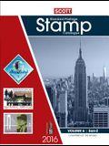 2016 Scott Catalogue Volume 6 (Countries San-Z): Standard Postage Stamp Catalogue