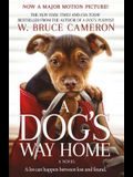 A Dog's Way Home Movie Tie-In