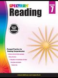 Spectrum Reading G.7 Workbook, Grade 7