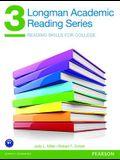 Longman Academic Reading Series 3 Student Book