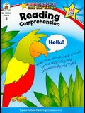 Reading Comprehension, Grade 3: Gold Star Edition