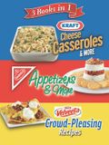 Kraft Cheese Casseroles & More/Appetizers & More/Crowd-Pleasing Recipes