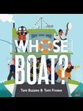 Whose Boat? (a Guess-The-Job Book)