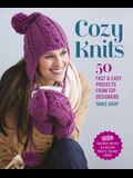 Cozy Knits: 50 Fast & Easy Projects from Top Designers