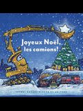 Joyeux Noel, les Camions! = Construction Site on Christmas Night