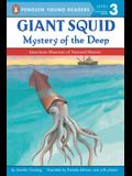 Giant Squid: Mystery of the Deep