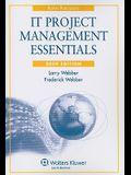 IT Project Managment Essentials (IT Project Management Essentials)