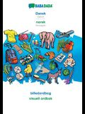 BABADADA, Dansk - norsk, billedordbog - visuell ordbok: Danish - Norwegian, visual dictionary