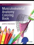 Musculoskeletal Anatomy Coloring Book, 2e