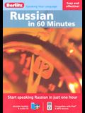Russian in 60 Minutes [With Booklet]