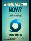 Where Are You Now?: Creating a Life of Meaning and Joy by Discovering Your Balance Zone