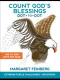 Count God's Blessings Dot-To-Dot: Extreme Puzzle Challenges, Plus Devotions