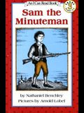 Sam the Minuteman (I Can Read Level 3)